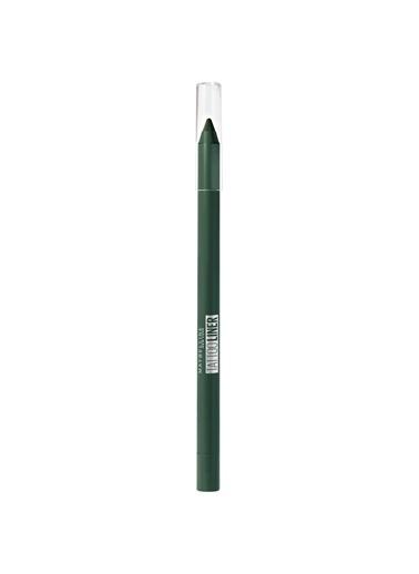 Maybelline Maybelline New York Tattoo Liner Jel Göz Kalemi - 932 Intense Green (Koyu Yeşil) Yeşil